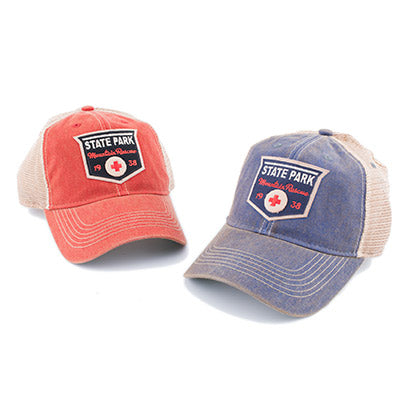 SC State Park Mountain Rescue Hat - ADI01254