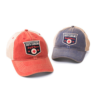 SC State Park Surf & Rescue Hat - ADI01255