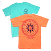 Huntington Beach Compass T-Shirt - ADI01262