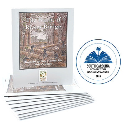 Rivers Bridge State Historic Site Visitor's Guide - ADI01281