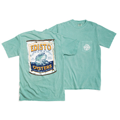 Men's Edisto Beach Oyster Pocket T-Shirt - ADI01401