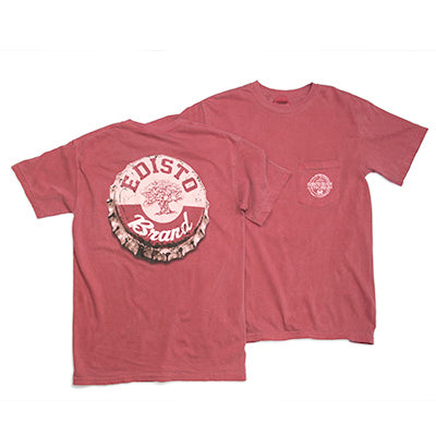 Men's Edisto Beach Bottle Cap Pocket T-Shirt - ADI01402