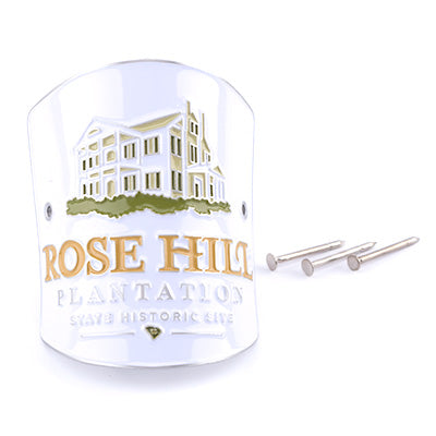 Rose Hill Hiking Medallion - ADI01420