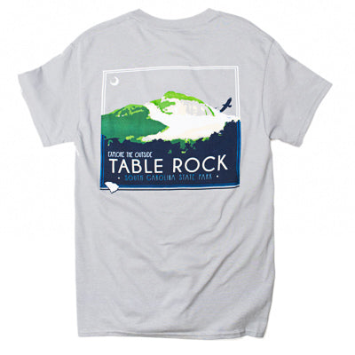 Table Rock Mountain T-Shirt - ADI01435