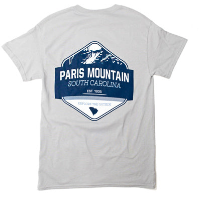 Paris Mountain State Park Explore Shirt - ADI01436