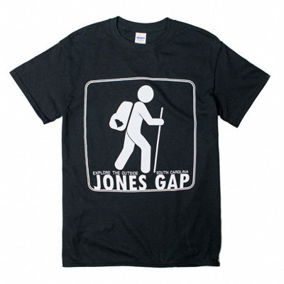 Jones Gap Sign Hiker T-Shirt - ADI01437