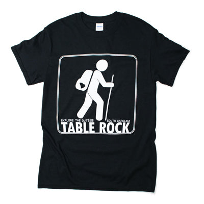 Table Rock Sign Hiker T-Shirt - ADI01440