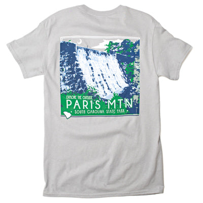 Paris Mountain Dam Shirt - ADI01442