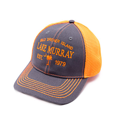 Billy Dreher Lake Murray Mesh Hat - ADI01455