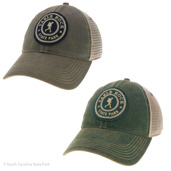 ea0781620717e Table Rock Hiker Mesh Trucker Hat - ADI01664 - South Carolina State Park  Web Store