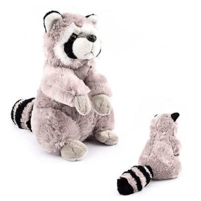 "12"" Stuffed Animal Raccoon - CAEI00885"
