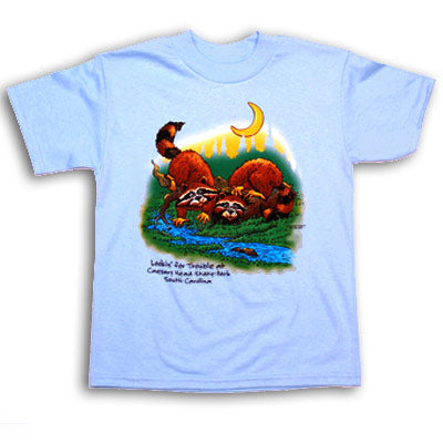 Caesars Head State Park Youth Shirt - CAEI02453