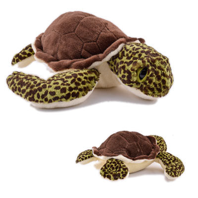 "12"" Stuffed Animal Sea Turtle - CTLI000255"