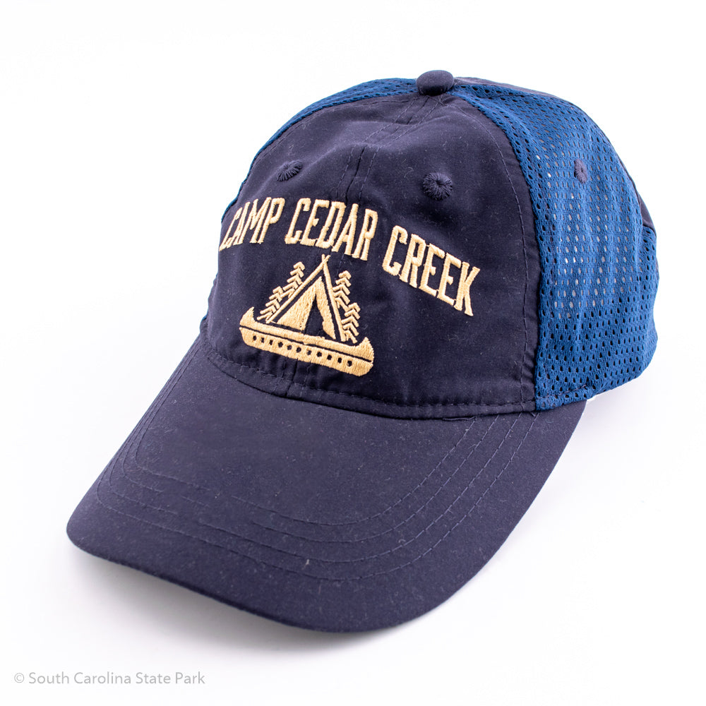 Camp Cedar Creek Hat at Keowee-Toxaway State Park on Lake Keowee