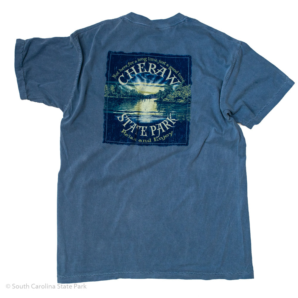 Cheraw State Park T-Shirt - Cheraw South Carolina USA
