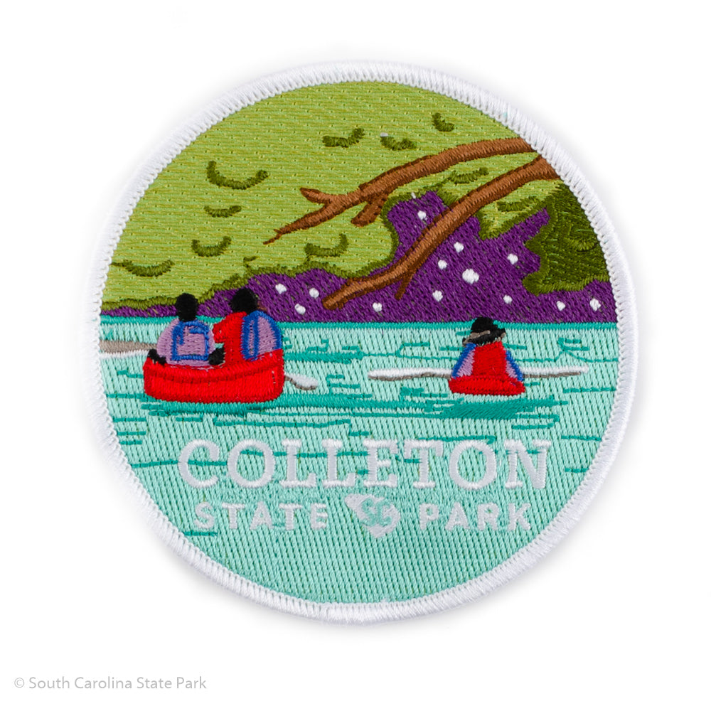 Colleton State Park Large Patch