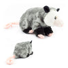 "12"" Stuffed Animal Possum - HISI0006476"