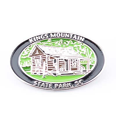 Kings Mountain State Park Lapel Pin - KMI0097
