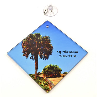 Myrtle Beach State Park Glass Suncatcher - MBPI01412