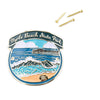 Myrtle Beach State Park Hiking Stick Medallion - MBPI03654