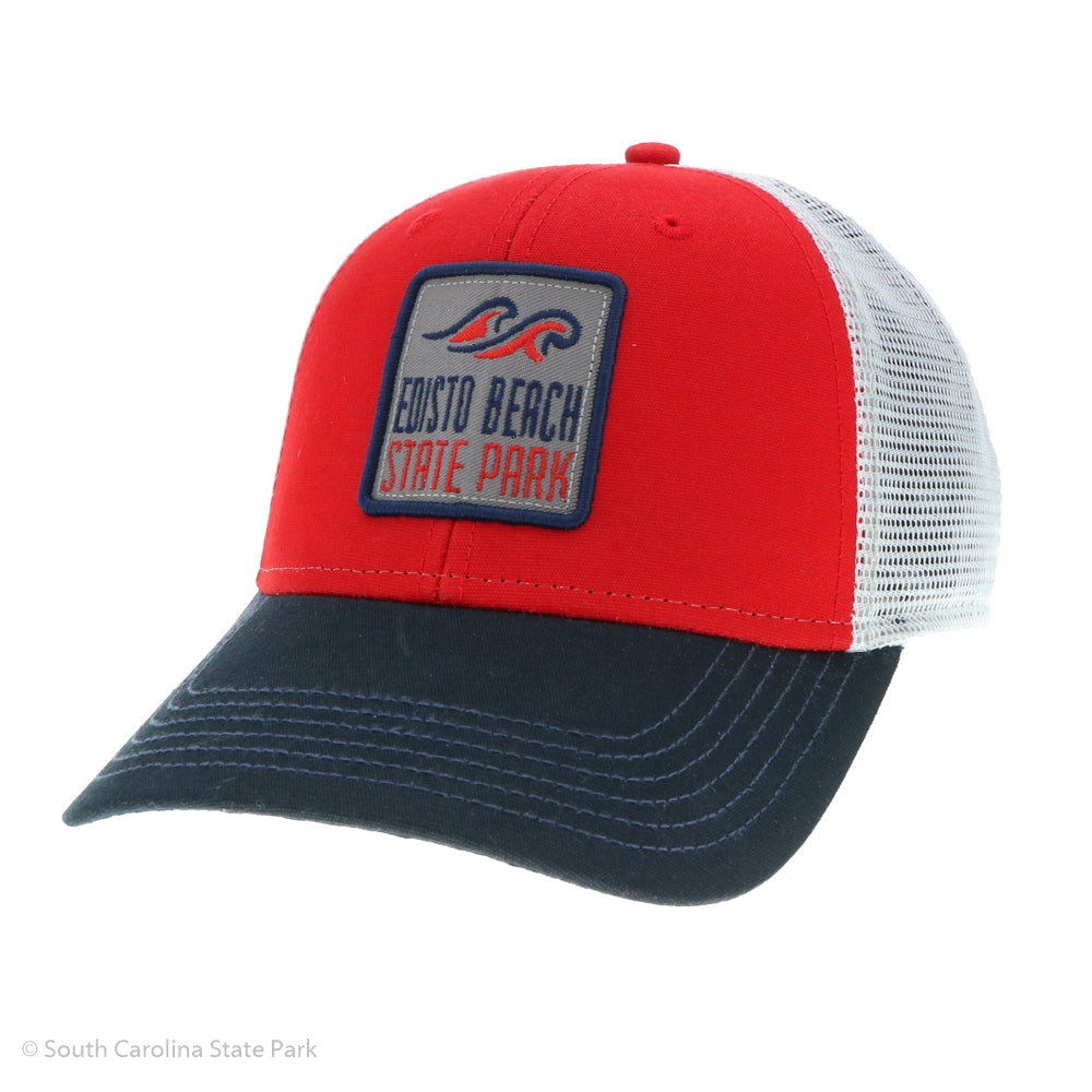 Edisto Beach Mid-Pro Snap Back Wave Hat - ADI01827