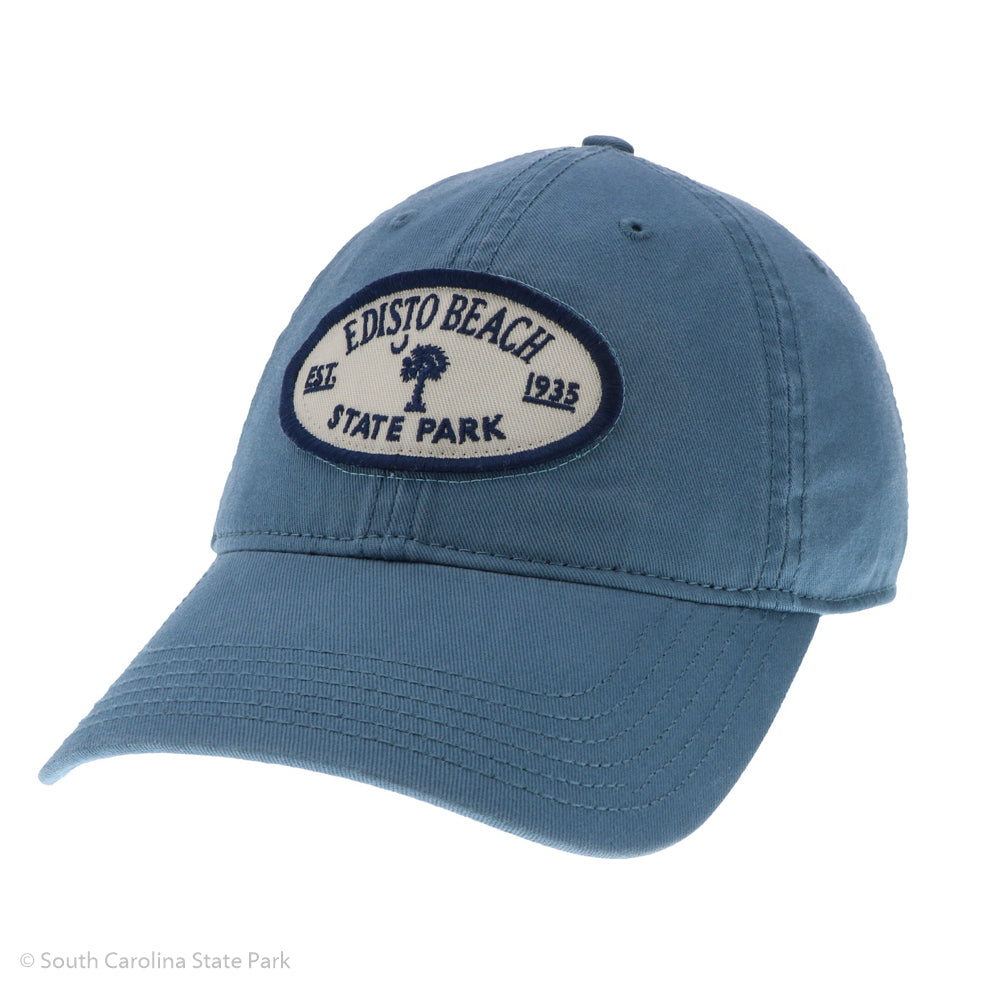 Edisto Beach Oval Patch Hat - ADI01823