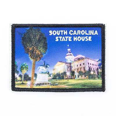 South Carolina State House Patch - SH01880