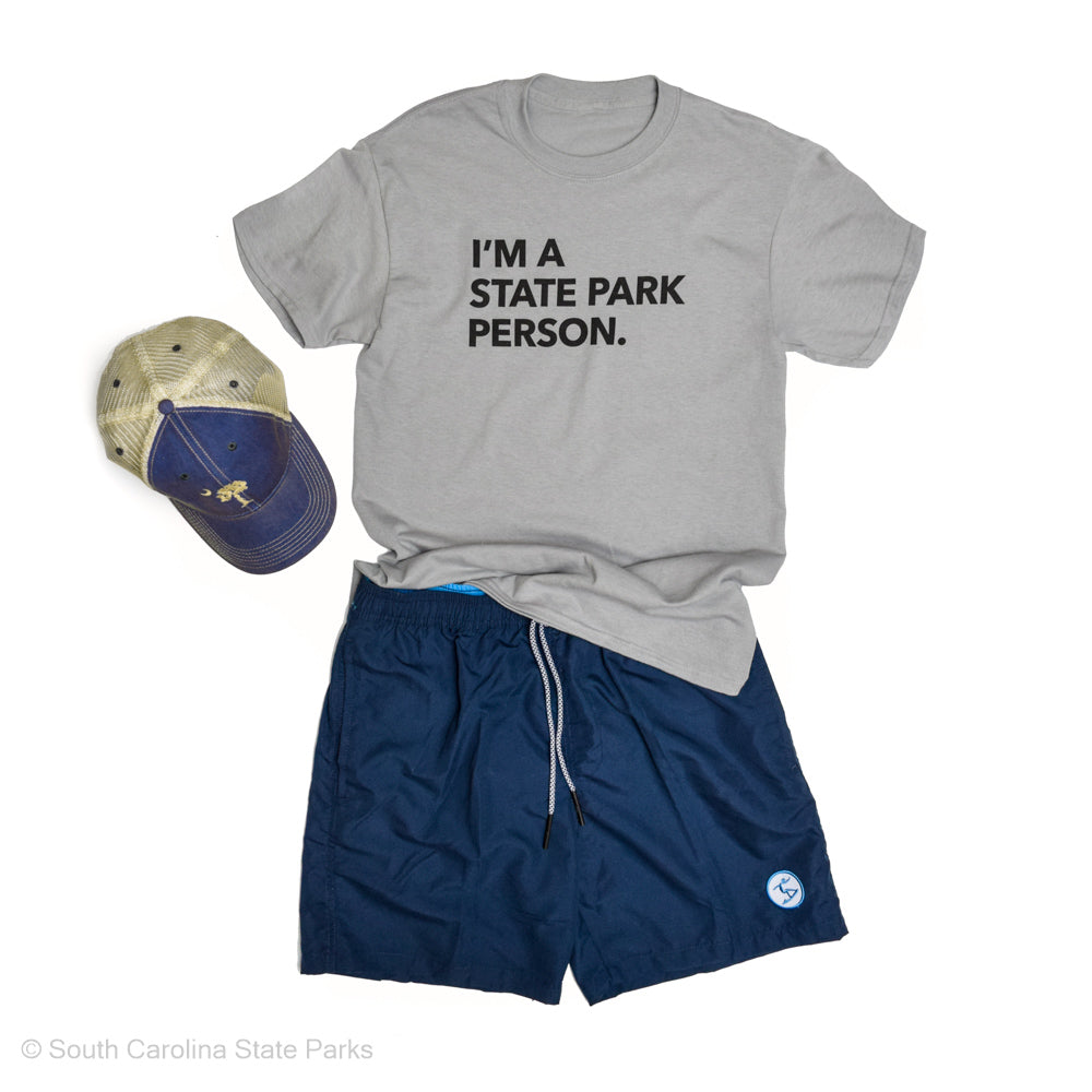 South Carolina State Park Person T-Shirt