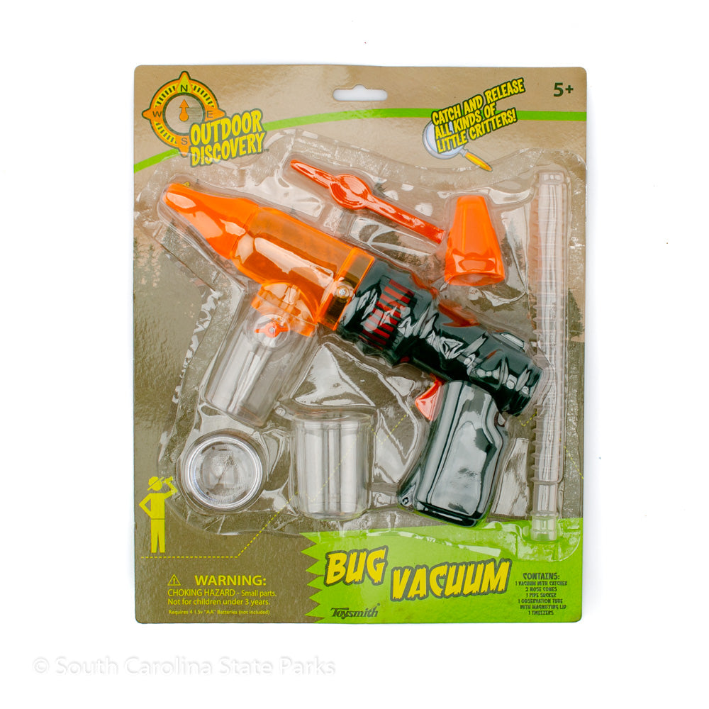 Bug Vacuum Toy - South Carolina State Parks