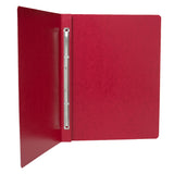 Pressboard Binders Letter Sized | Side Open