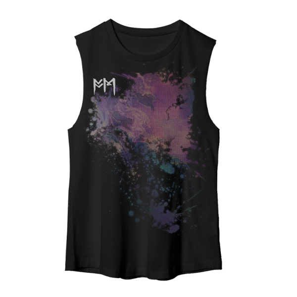 FM Texture Muscle Tank