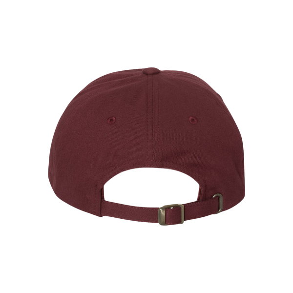 Side Street Soldier Maroon Dad Hat