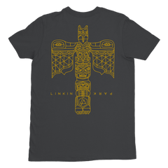 Totem Charcoal Tee