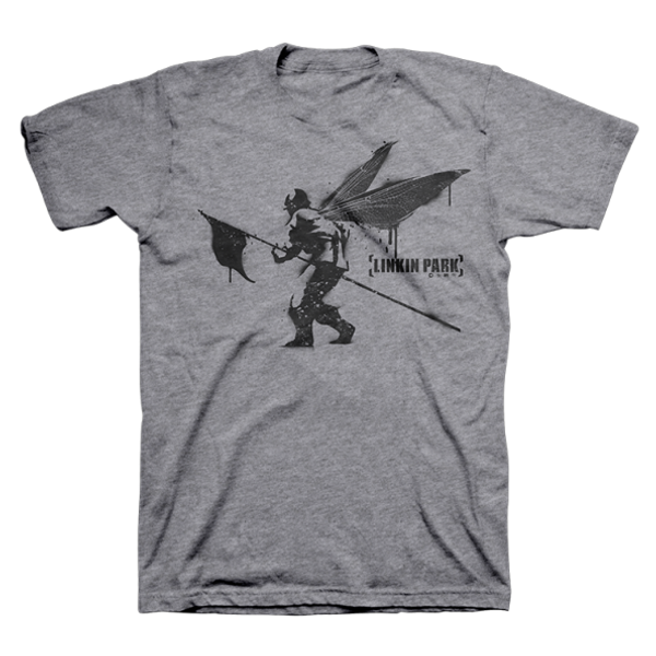 SideStreetSoldier Heather Grey Tee