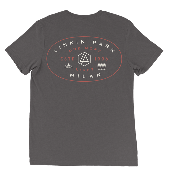 Milan Stamp Location Tee
