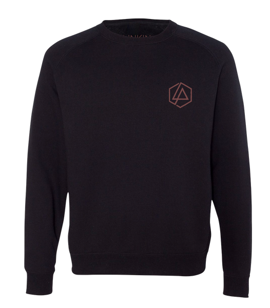 light in your hands sweatshirt linkin park store. Black Bedroom Furniture Sets. Home Design Ideas