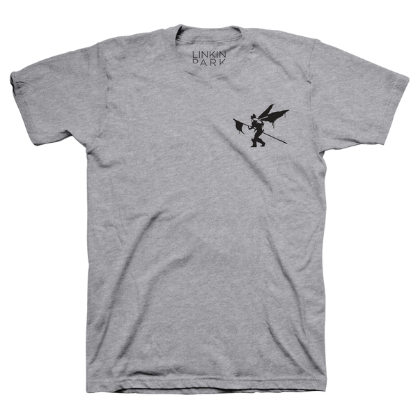 SideStreetSoldier #1 Grey Tee