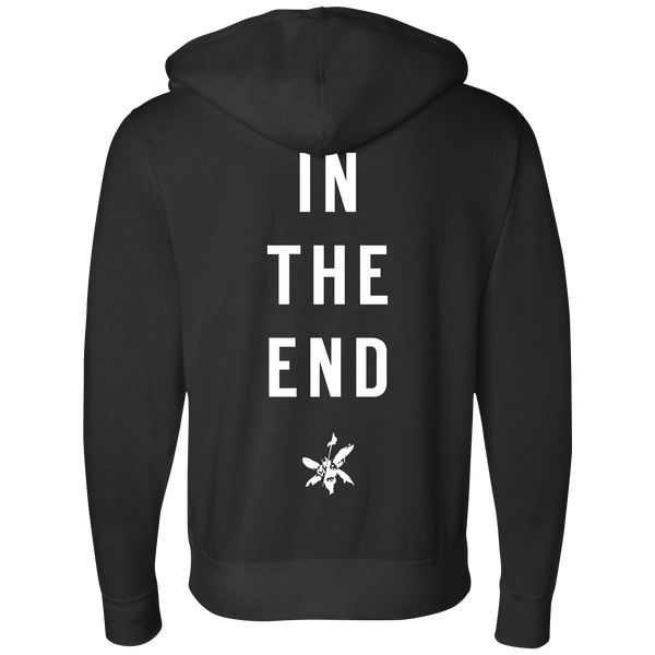 In The End Zip Hoodie