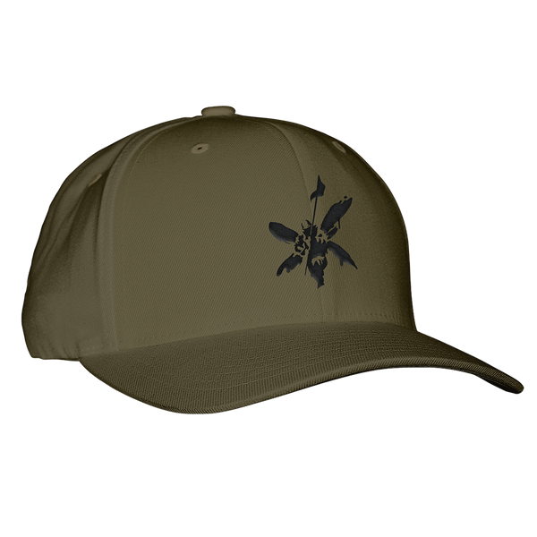 Street Soldier Military Green Dad Hat 2f19e4e3484