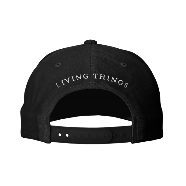 Living Things Snapback Hat