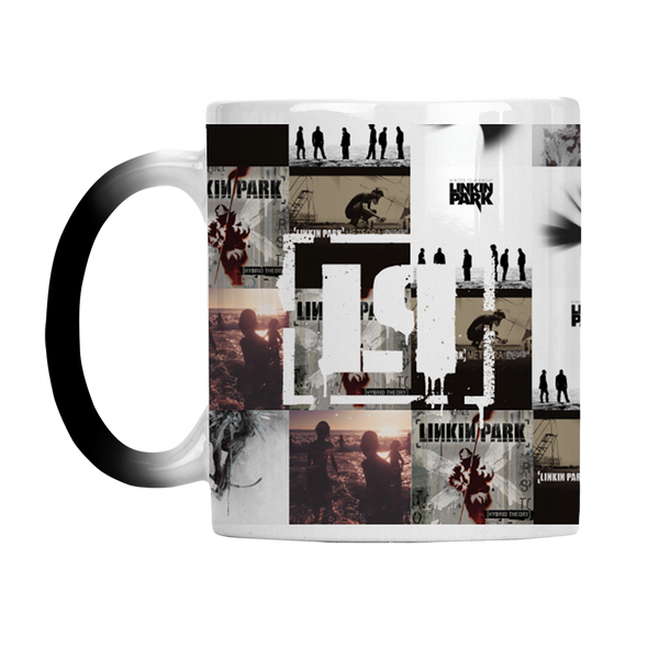 LP Album Heat Changing Mug
