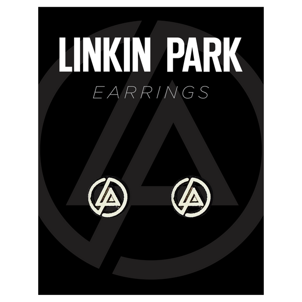 LP Logo Earrings
