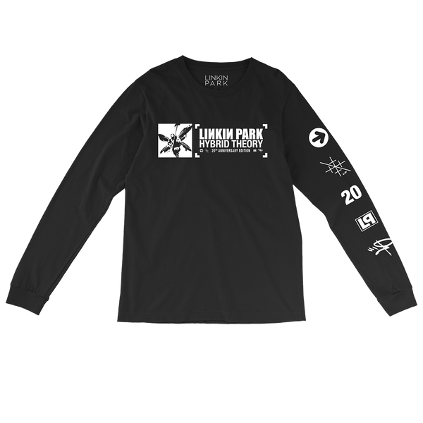 Hybrid Theory 20th Anniversary Long Sleeve Tee