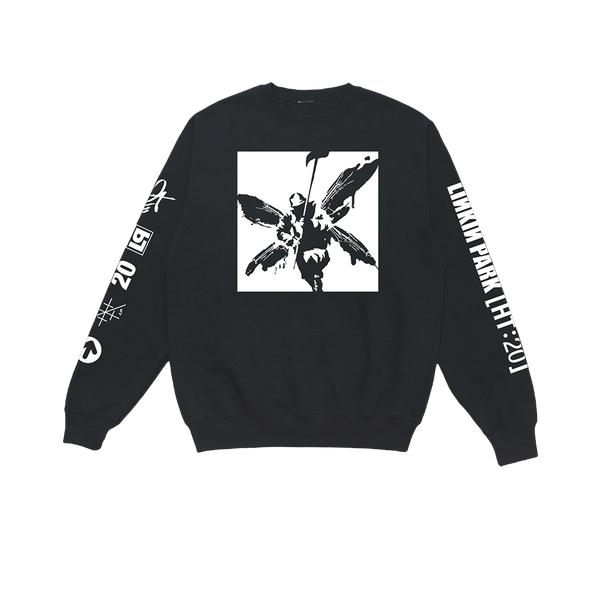 HT 20 Street Soldier Crewneck Pullover