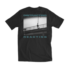 LP Distracting Reacting Black Tee