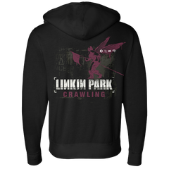LP Crawling Side Street Soldier Zip Hoodie