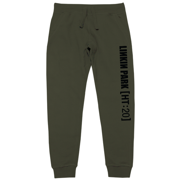 Linkin Park HT:20 Military Green Joggers