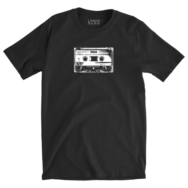 Xero Cassette Side 1 Black Tee