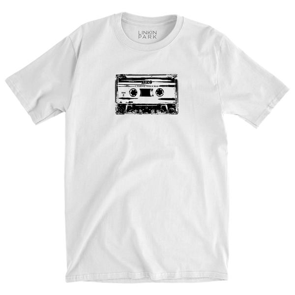Xero Cassette Side 2 White Tee