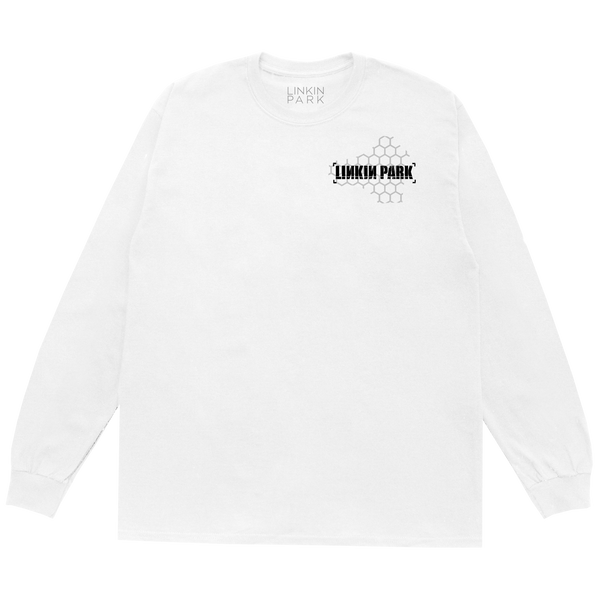In the End Honeycomb LS White Tee